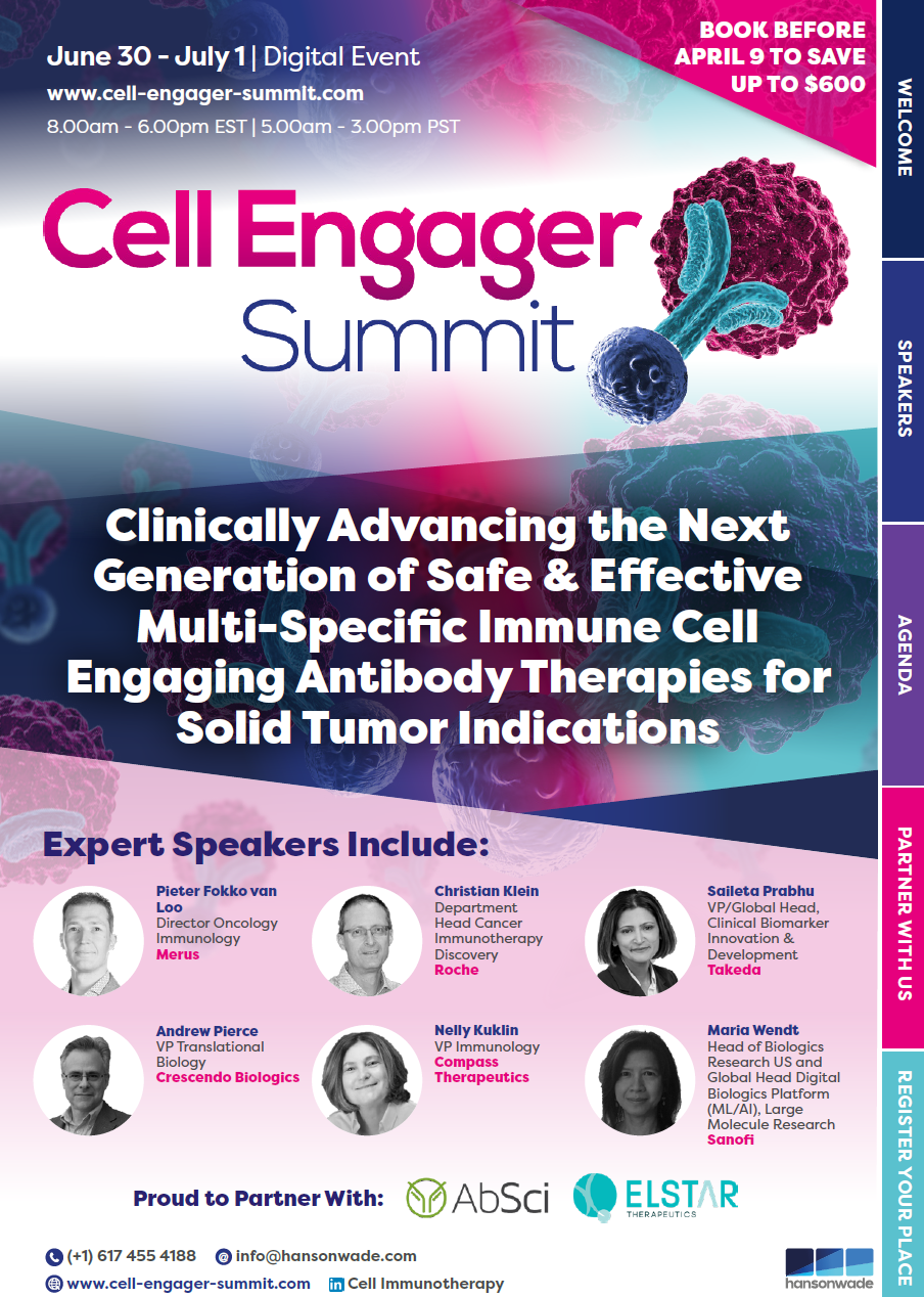 Cell Engager Brochure Image 1